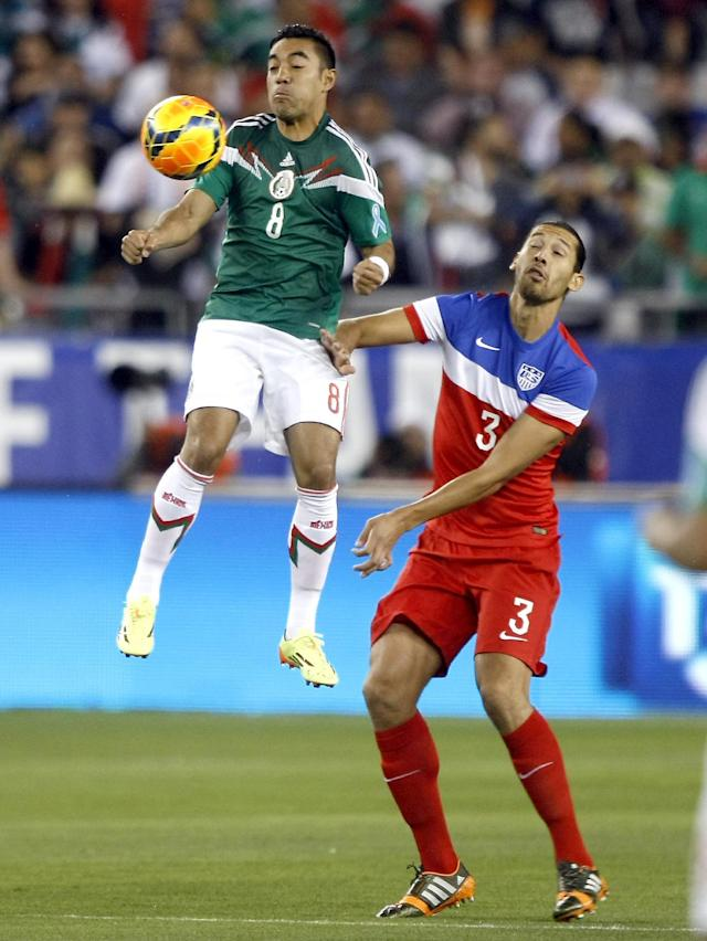 Omar Gonzalez's disappointing display raises concern over U.S. going into World Cup