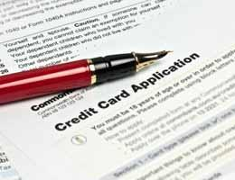 Preapproved credit card offers