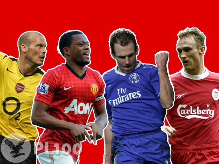 Premier League 100: Best players 100-81 featuring Arjen Robben, Patrice Evra, Freddie Ljungberg and more