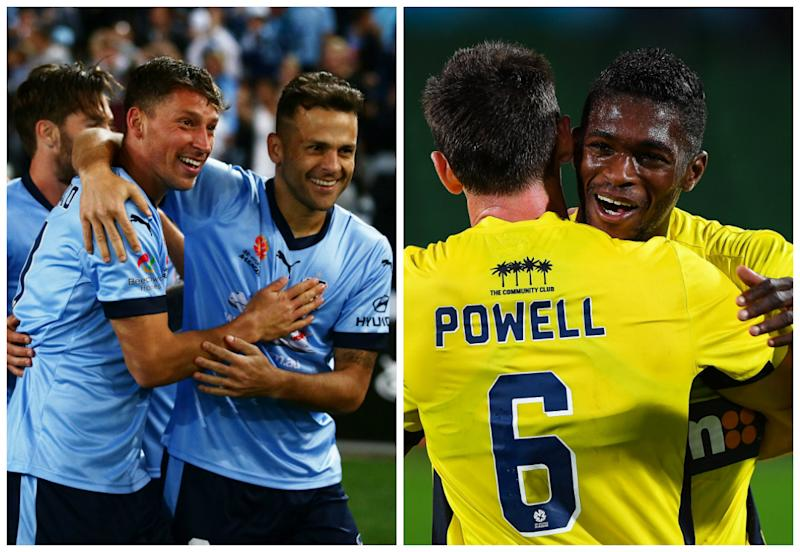 Sydney FC - Central Coast Mariners Preview