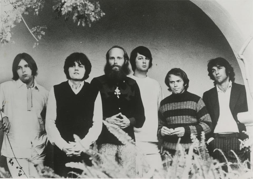 The Beach Boys - Credit: Courtesy Iconic Artists Group LLC/Brother Records Inc.