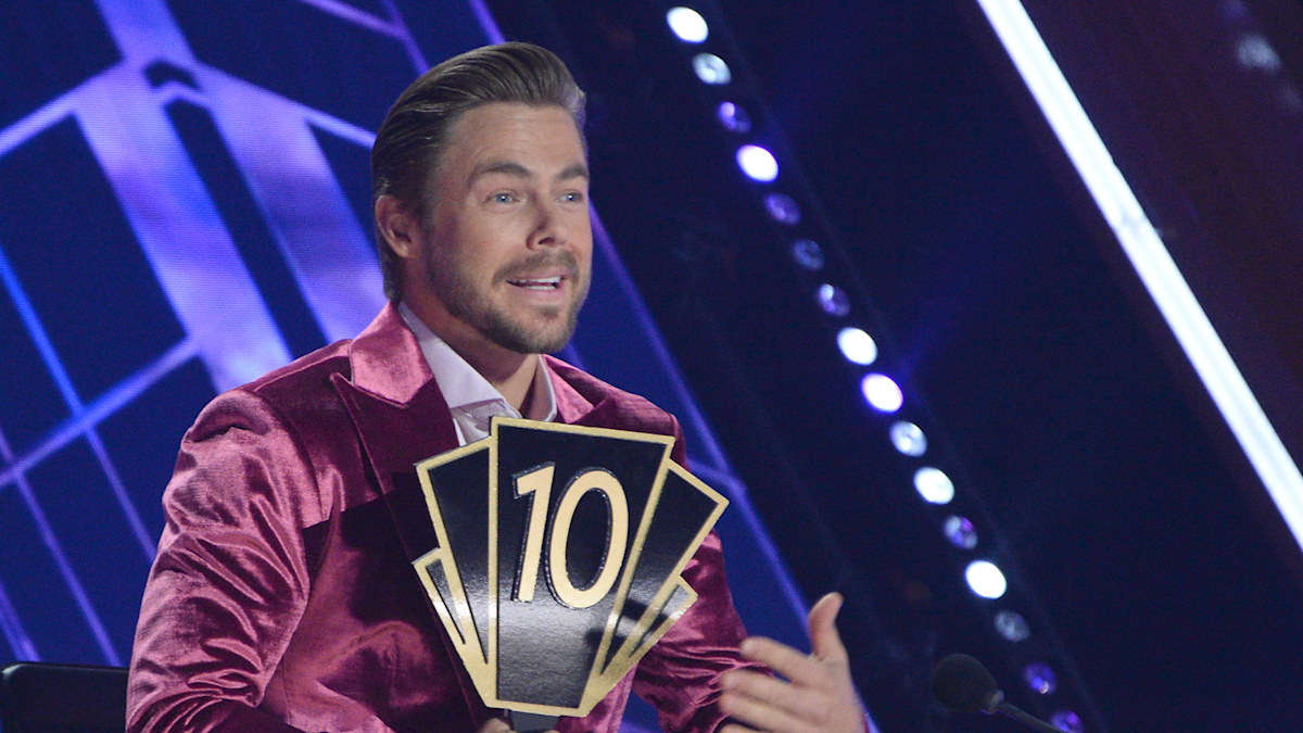 COVID-19 forces Derek Hough to miss 'DWTS' and a couple to dance from home