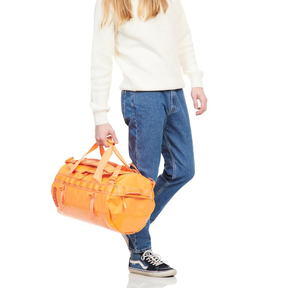 <p>If you're taking a weekend trip, pack all that you need in this useful <span>Baboon to the Moon Carry-On Duffle Bag</span> ($149).</p>