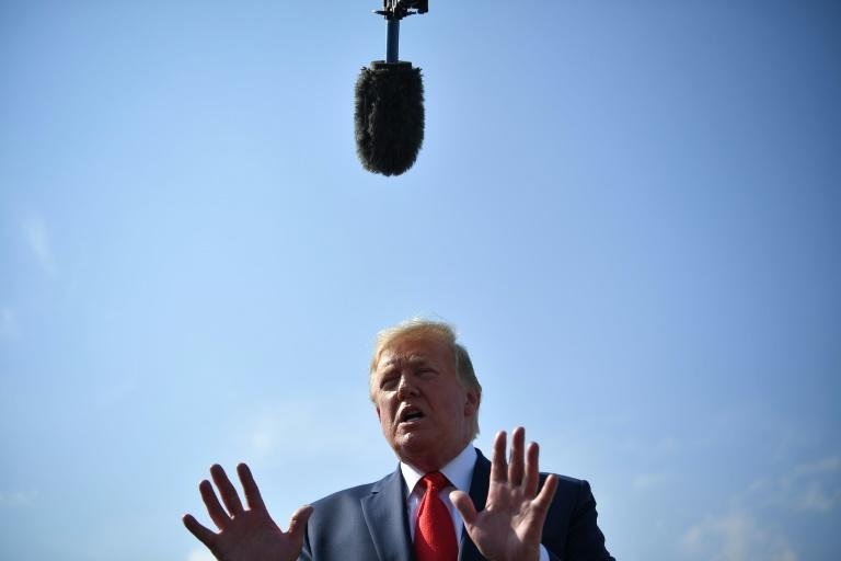 US President Donald Trump alleges tech firms are biased against conservatives despite his own large social media following
