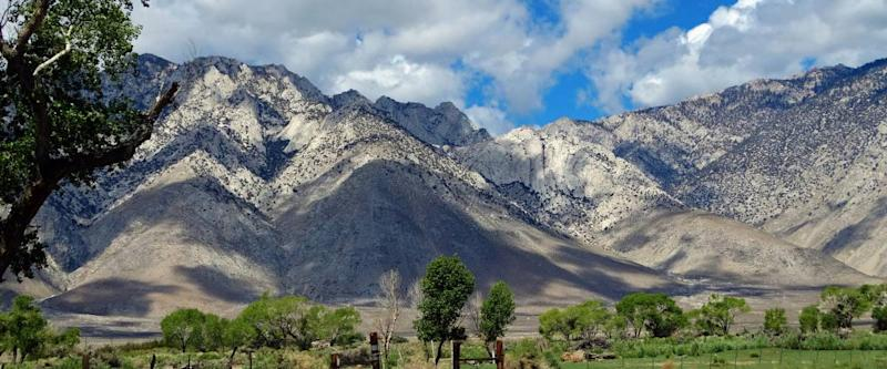 Deep Springs College is located in beautiful remote Big Pine, California