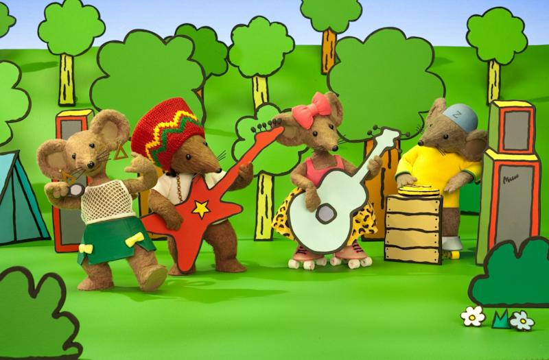 'Rastamouse' ran for 52 episodes on CBeebies between 2011 and 2015. (Credit: BBC)