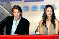 """<p>These two clashed on the 'Transformers' movie, with their differences coming to a head prior to sequel 'Dark of the Moon'. """"I'm sorry, Megan,"""" said Bay, not sorry at all. """"I'm sorry I made you work twelve hours. I'm sorry that I'm making you show up on time. Movies are not always warm and fuzzy."""" In return, Fox compared Bay to Hitler, which got her fired from the franchise, and arguably had a pretty detrimental effect on her career as a whole.</p>"""