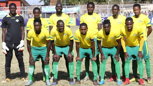 Kimathi will partner Sven Yidah in the heart of midfield as Sharks fight for a second consecutive appearance in quarters