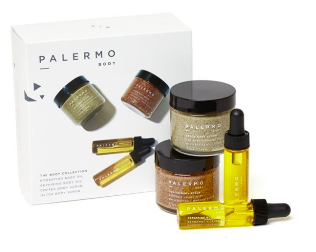 Palermo Body Discovery Kit (Photo via Indigo)