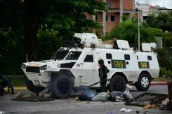 Venezuela says it repelled paramilitary attack on army base