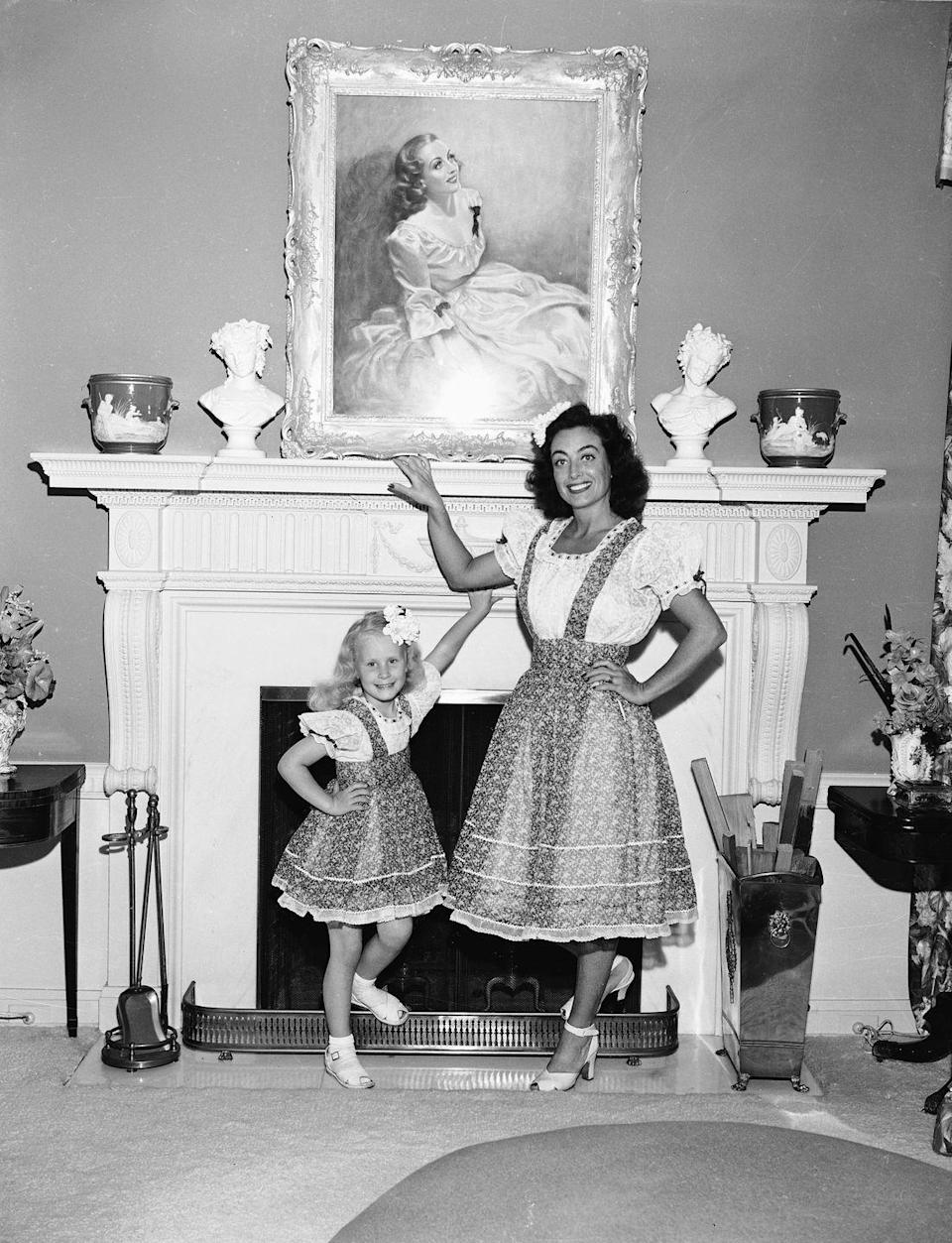 <p>Joan and Philip welcomed another adopted child together in 1943, a son named Christopher. </p>