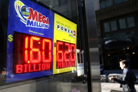 Record Mega Millions drawing tonight, October 23rd