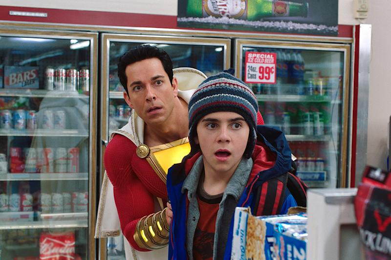 With 'Shazam!', DC Takes a New Page Inspired by Longtime Comic Book Rival Marvel