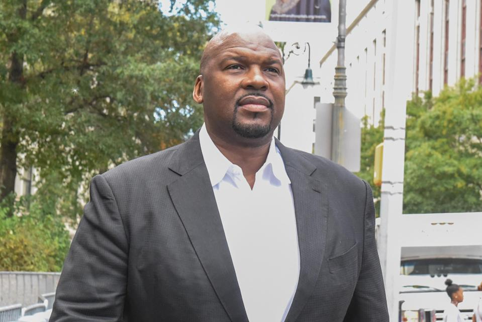 Chuck Person's trial date will be right in the thick of college basketball season. (AP)
