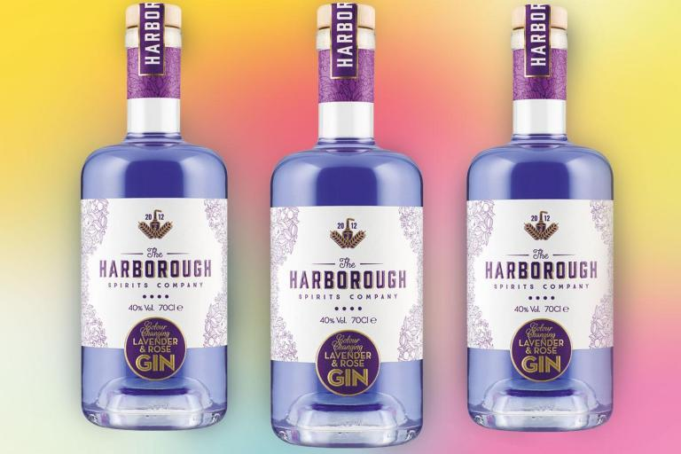 Lidl launches colour changing gin as the British Gin Festival returns for Bank Holiday weekend