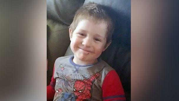PHOTO: An undated photo of Owen Jones, 4, who was swept away in a creek in Delphi, Ind.on May 23, 2019. (Indiana Department of Natural Resources)