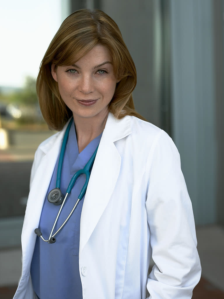 """Ellen Pompeo has starred in """"Grey's Anatomy"""" since it debuted in 2005. (Photo: Bob D'Amico/Walt Disney Television via Getty Images)"""