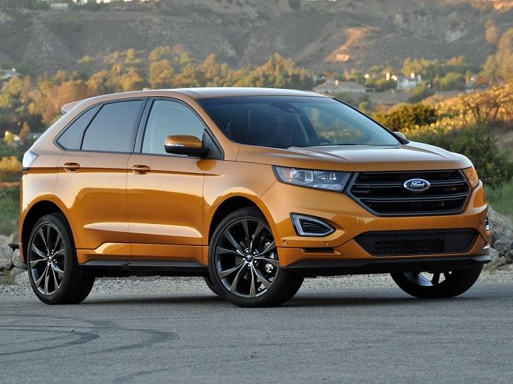 Ford Edge Sport Front Quarter Right Photo