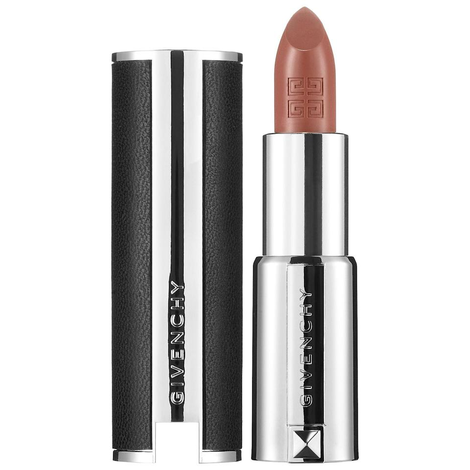 """<p><strong>Givenchy</strong></p><p>sephora.com</p><p><strong>$38.00</strong></p><p><a href=""""https://go.redirectingat.com?id=74968X1596630&url=https%3A%2F%2Fwww.sephora.com%2Fproduct%2Fle-rouge-P377755&sref=https%3A%2F%2Fwww.harpersbazaar.com%2Fbeauty%2Fmakeup%2Fg34670724%2Fsephora-black-friday-deals-2020%2F"""" rel=""""nofollow noopener"""" target=""""_blank"""" data-ylk=""""slk:Shop Now"""" class=""""link rapid-noclick-resp"""">Shop Now</a></p><p>Givenchy lipstick was marked down to just $28 last year, and we have our fingers crossed for a similar deal once Black Friday 2020 officially arrives. </p>"""