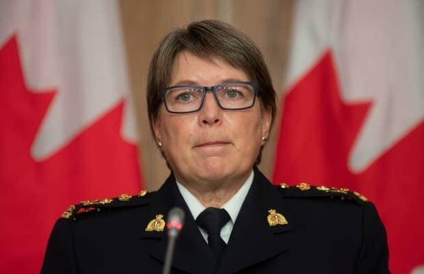 RCMP Commissioner Brenda Lucki told Public Safety Minister Bill Blair the police service has taken steps to improve the way it assesses threats against politicians.