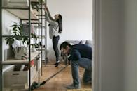 <p>Or summer, or fall, or winter cleaning. Here us out: cleaning your home and putting together a bag of items to donate or throw away can be a seriously cathartic experience. </p>