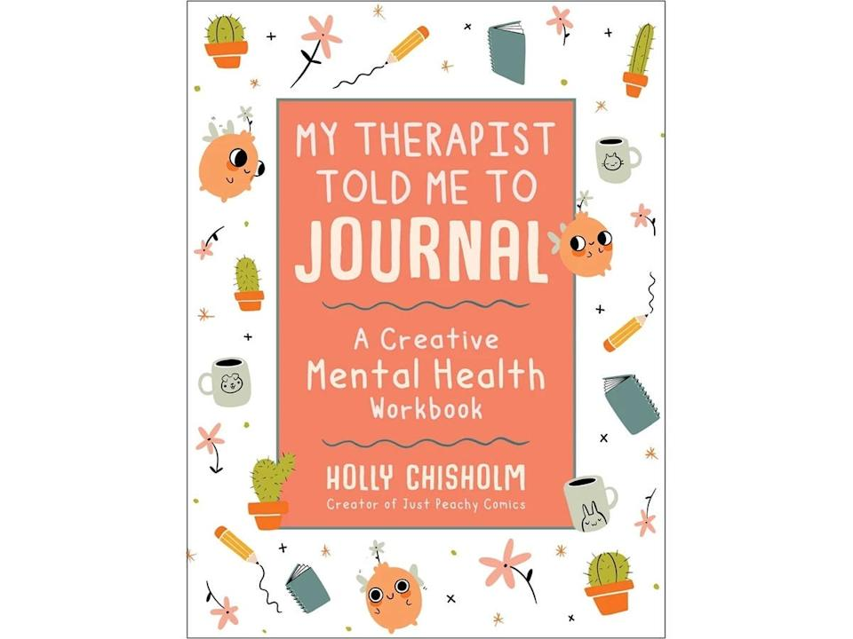 Best anxiety journals My Therapist Told me to Journal