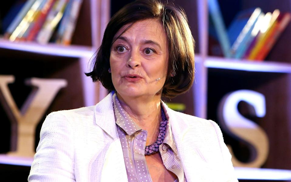 The Cherie Blair Foundation said they believed that Mrs Blair had been referring to women she had met during her charity work - Clara Molden