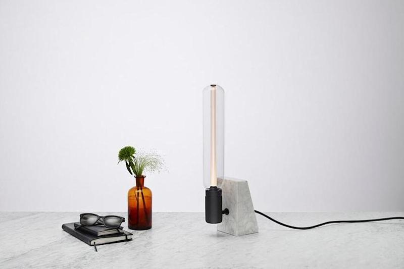 Stoned Table Lamp, £345 (Buster + Punch)