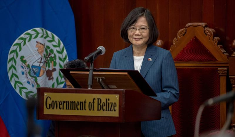 El Salvador cuts Taiwan links as island loses yet another ally
