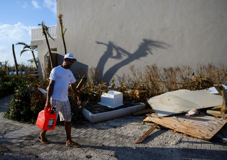 UN Secretary General Antonio Guterres said the hurricane demonstrated the need to address climate change