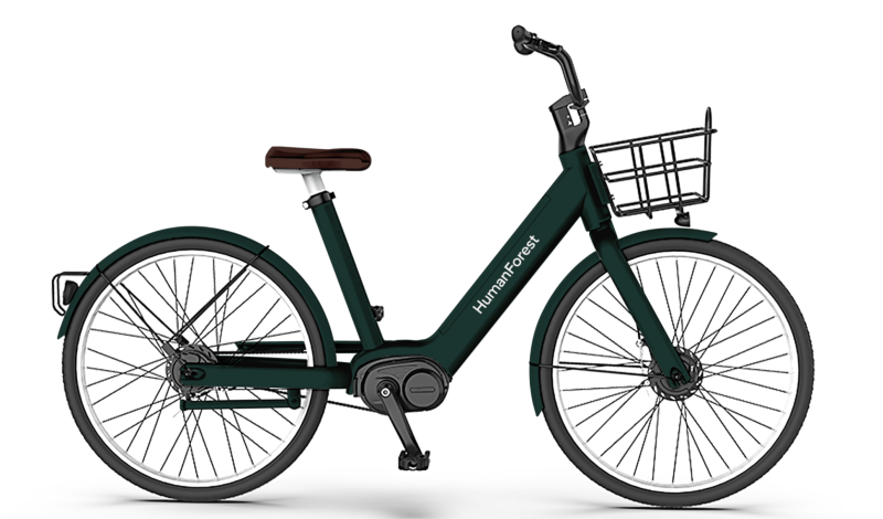 HumanForest e-bike