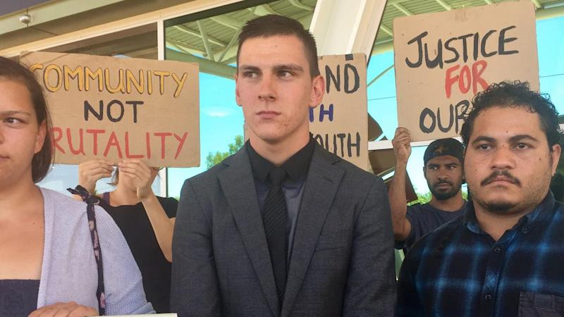 Dylan Voller's bail conditions relaxed