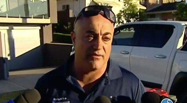 The Lebanese driver who launching a shocking road rage attack on a 23-year-old cyclist has apologised. Photo: 7 News