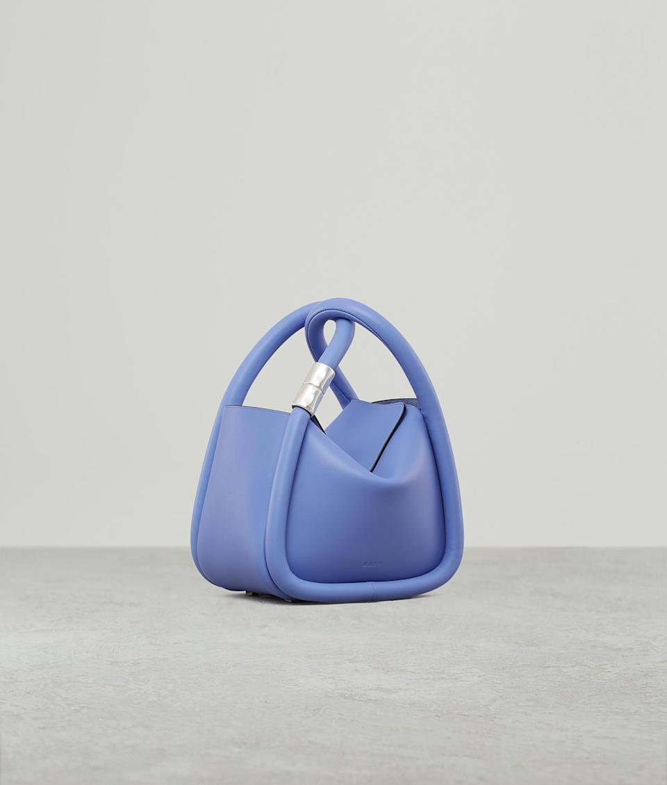 Boyy's Wonton style rendered in the Ultramarine color for the Bagutta capsule collection. - Credit: Courtesy of Boyy