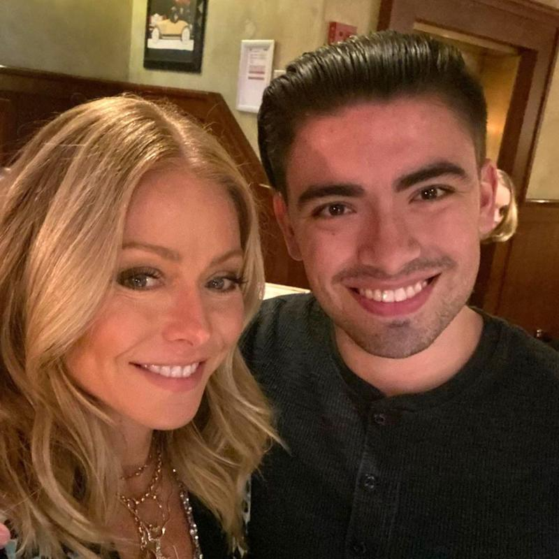 Kelly Ripa and Michael Consuelos | Kelly Ripa/Instagram