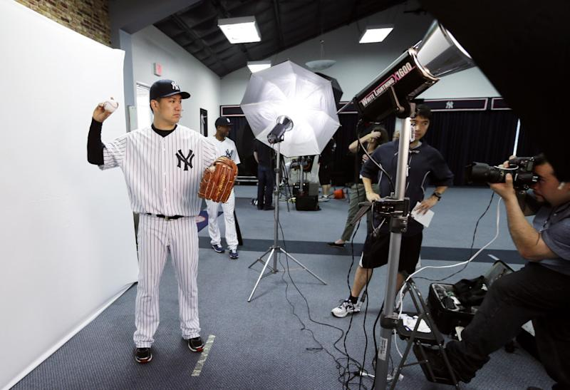 Tanaka expects scrutiny of 1st exhibition outing