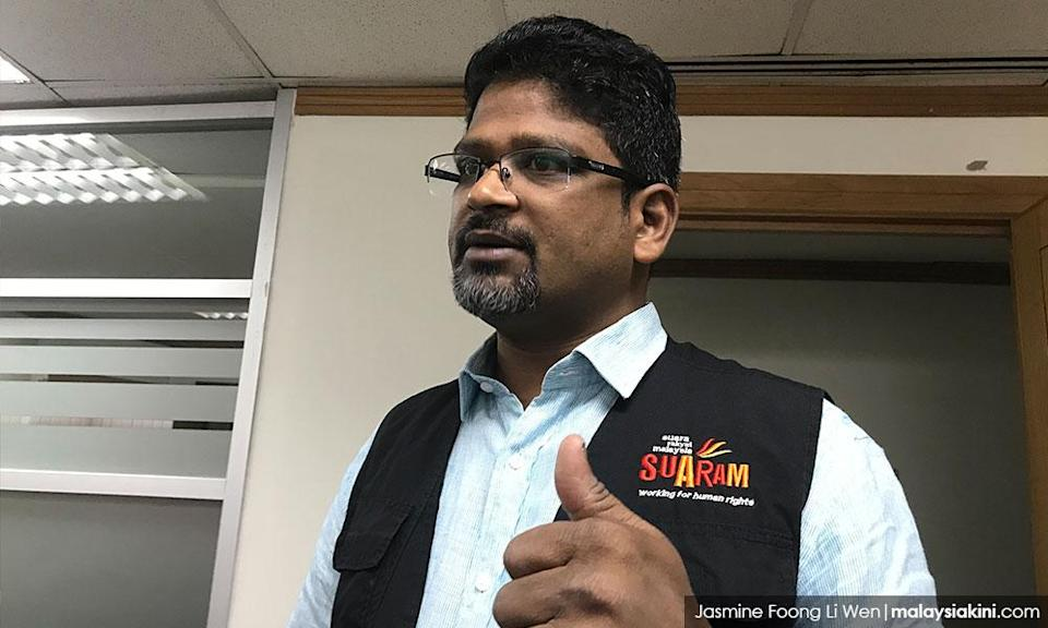 Suaram horrified by brutal death of detainee, calls for IPCMC