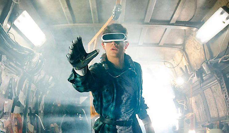 Here's our first look at Ready Player One - Credit: Amblin