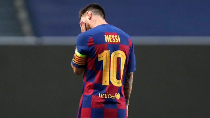 Messi will only stay if Bartomeu quits, Barcelona presidential candidate claims