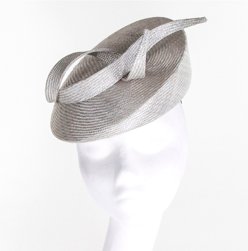 Lauren Occasion Hat - Pearl, Whiteley Hats, £120. Available on thehatplace.com