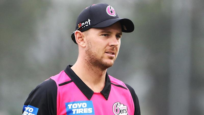 CRICKET BBL SIXERS STRIKERS