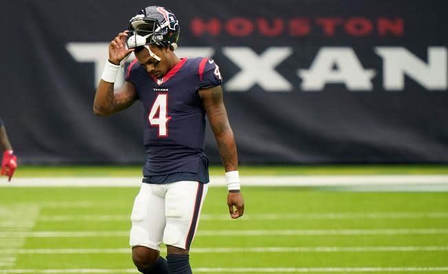 Poor start after Hopkins trade costs Texans' O'Brien his job