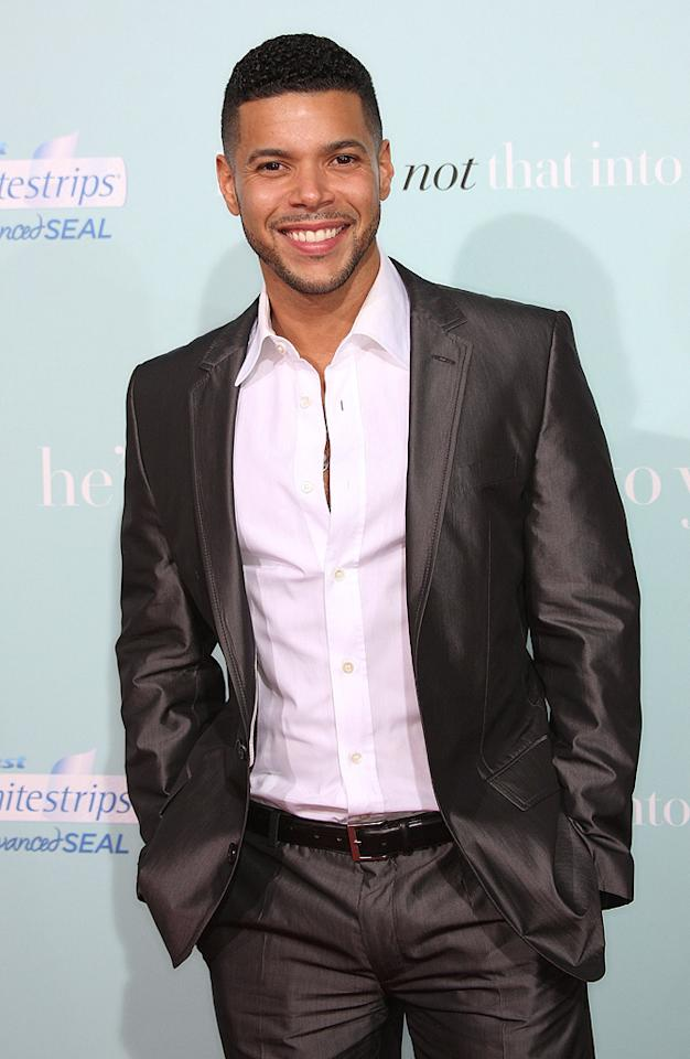 "<a href=""http://movies.yahoo.com/movie/contributor/1800283616"">Wilson Cruz</a> at the Los Angeles premiere of <a href=""http://movies.yahoo.com/movie/1809932969/info"">He's Just Not That Into You</a> - 02/02/2009"