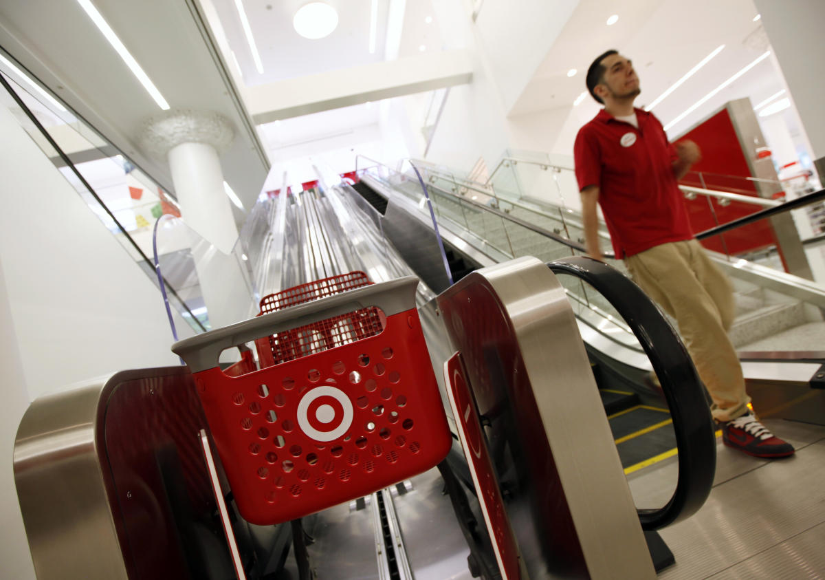 Target to spend $75 million on hiring fewer holiday workers, offering current employees more hours - Yahoo Finance