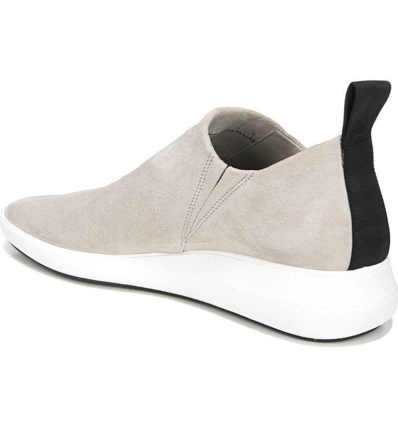 "Get it at <a href=""https://shop.nordstrom.com/s/via-spiga-marlow-slip-on-sneaker-women/4665504?origin=keywordsearch-personalizedsort&fashioncolor=BLACK%20SUEDE"" target=""_blank"">Nordstrom</a>, $195."