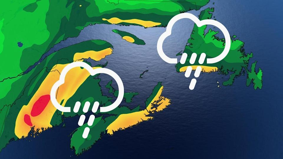 Teresa remnants aid system in delivering heavy rain to the Maritimes