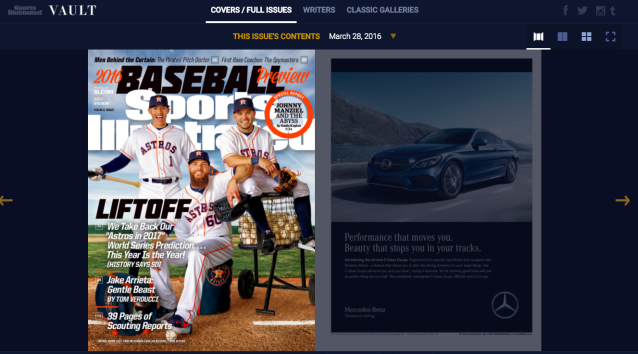 SI walked back that 2017 prediction, but who cares? (SI.com Screenshot)