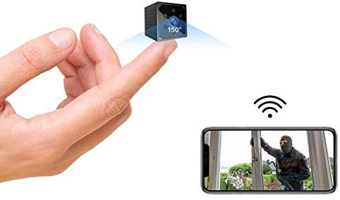 """<h3><a href=""""https://amzn.to/3k4s56p"""" rel=""""nofollow noopener"""" target=""""_blank"""" data-ylk=""""slk:Mini Spy Camera 4K HD Wireless"""" class=""""link rapid-noclick-resp"""">Mini Spy Camera 4K HD Wireless</a></h3><br><strong>Kenzie</strong><br><br><strong>How She Discovered It:</strong> I have 2 indoor dogs, and they sometimes do naughty things when left in the house alone, so I was looking for a discreet camera option to monitor their activity. <br><br><strong>Why It's A Hidden Gem: </strong>This was a great purchase. The camera is super tiny and discreet, easy to install, the picture quality is great, and I can check the recording on my phone through an app. <br><br><strong>Puoneto</strong> Mini Spy Camera 4K HD Wireless, $, available at <a href=""""https://amzn.to/3k4s56p"""" rel=""""nofollow noopener"""" target=""""_blank"""" data-ylk=""""slk:Amazon"""" class=""""link rapid-noclick-resp"""">Amazon</a>"""