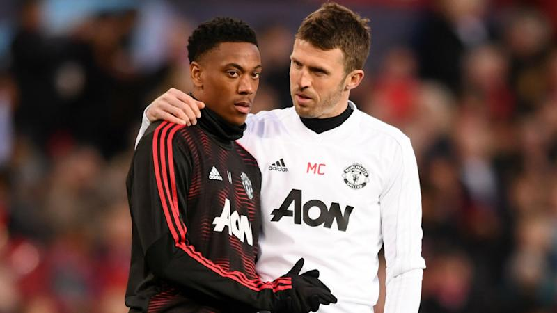 Coronavirus: Man Utd prioritising players' mental health – Carrick