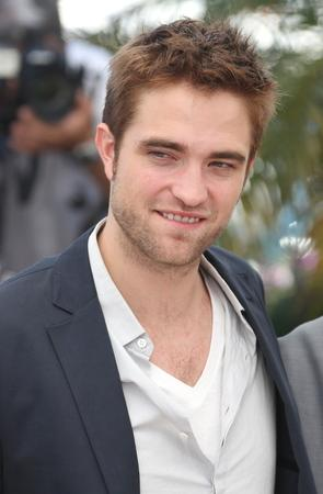 Robert Pattinson's Cannes nerves